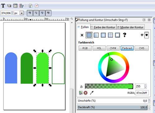 Inkscape Tools Basics