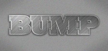 Gimp Bumpmap