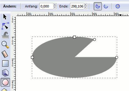 Inkscape Tortendiagramm