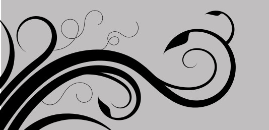 Flourish Swirls - Stand der Dinge
