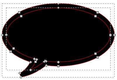 Inkscape SpeechBubble Part 2