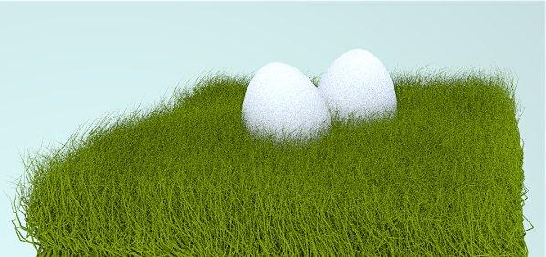 Blender Gras Variante 1