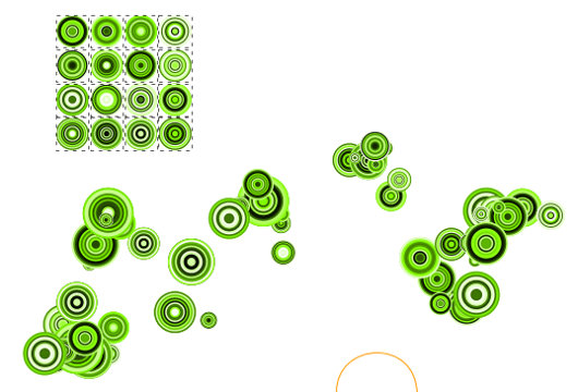 Inkscape Green Design