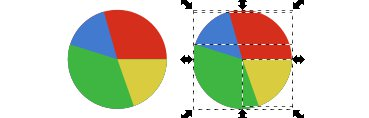 Inkscape Pie Chart Tutorial