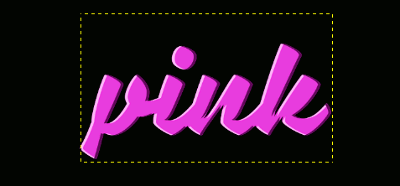 Gimp 80s Logo Part II