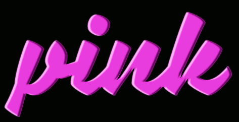 Gimp 80s Logo Part II