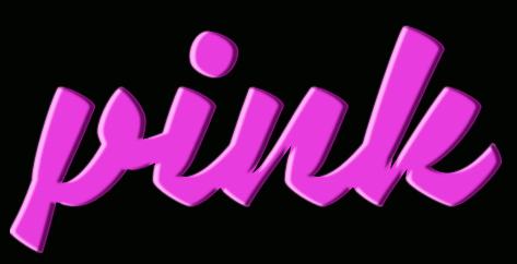 Gimp 80s Logo