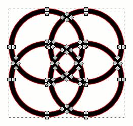 Inkscape Celtic Knot
