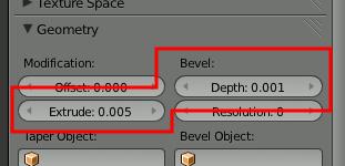 Blender SVG Import