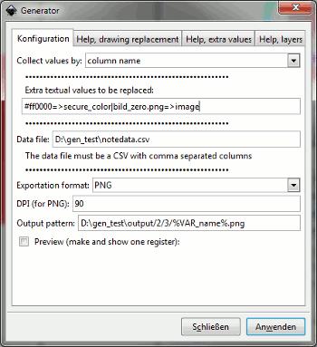 Inkscape Generator