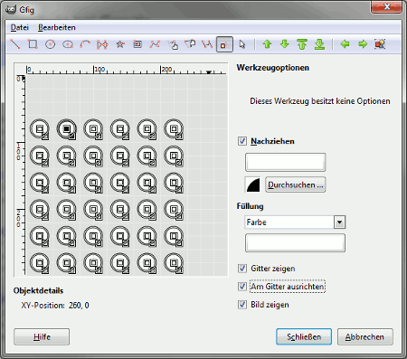 Gimp Create & Save Pattern