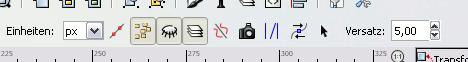 Inkscape Set Angle