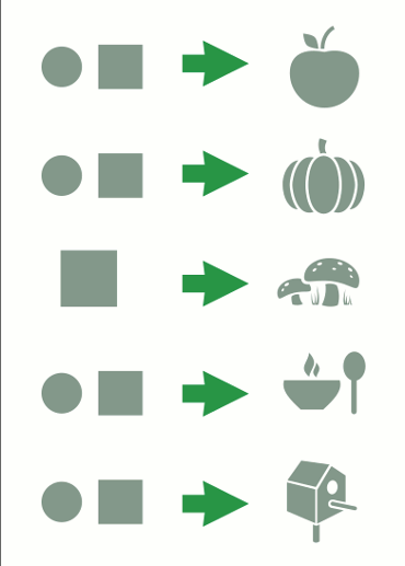 Inkscape Autumn Symbols