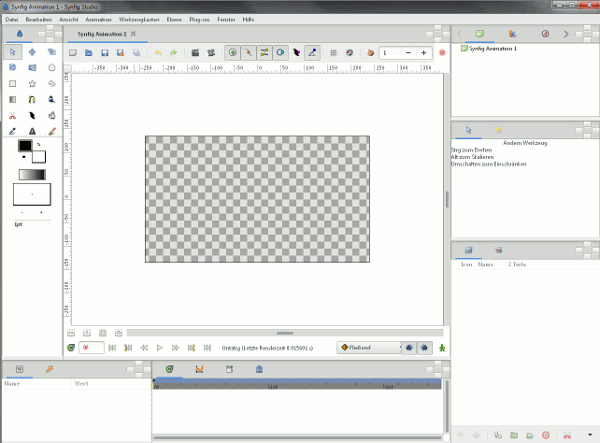 Synfig Studio Part 1