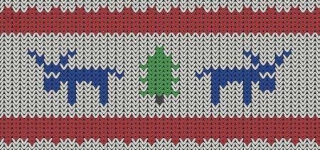 Inkscape Knittering Pattern II