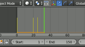 Blender Beginner Animation