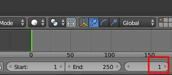 Blender Basic Animation Info