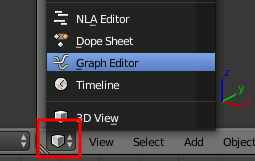 Blender Graph Editor Basics