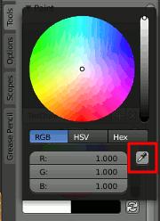 Blender Texture Paint 1