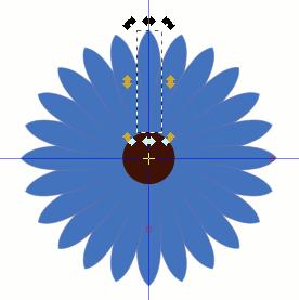 Inkscape Gerbera