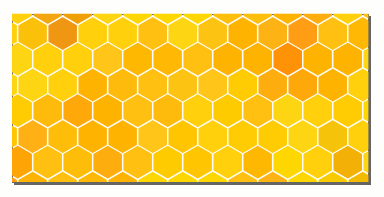 Inkscape Honeycombs