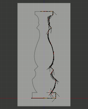 Blender clean Path