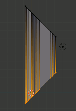 Blender Shear Function