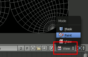 UV Image-Editor - Paint