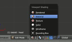 Blender Material Shading