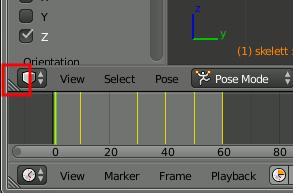Blender Split Screen