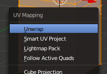 Blender UV Mapping